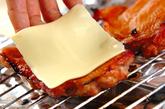 鶏肉のチーズのせ照り焼きの作り方3