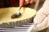 洋梨のタルトの作り方7