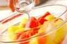 ころころフルーツの作り方の手順3