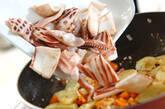 イカのチリソース炒めの作り方6