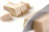 白ゴマ豆腐のナメコ汁の作り方の手順1