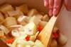 カキのシチューの作り方の手順7