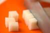 ふわふわ!明太子チーズのお好み焼きの作り方の手順3