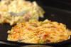 ふわふわ!明太子チーズのお好み焼きの作り方の手順9