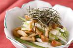 長芋のワサビ酢和え