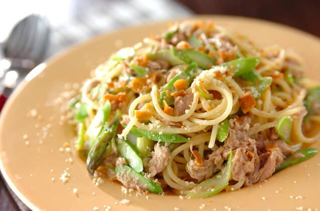 和風「ツナパスタ」の絶品レシピ15選!3つの味付けで簡単調理♪の画像