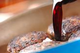 黒米ハンバーグの作り方4