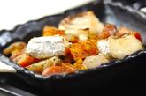 レンコン、ニンジンのチーズ焼きの作り方3
