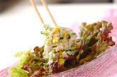 ゴーヤサラダの作り方5