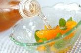 しゅわしゅわオレンジミントの作り方2