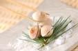 塩炒りギンナンの作り方2