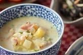 白いスープ