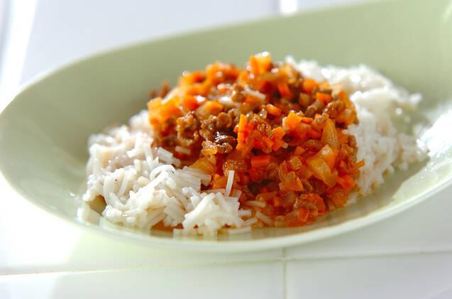 ミート素麺