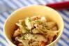 エノキの甘酢和えの作り方の手順