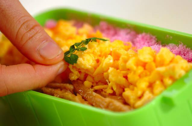 簡単ちらし寿司の作り方の手順3