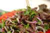 牛肉の辛いサラダの作り方の手順6