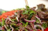 牛肉の辛いサラダの作り方6