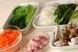 炒め素麺の下準備3