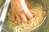 焼き油揚げの冷やし麺の作り方6