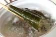 ハマグリのお吸物の作り方1