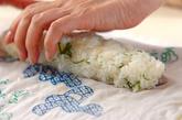サンマのお寿司の作り方3