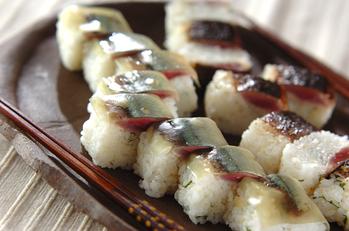 サンマのお寿司