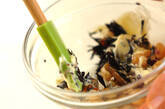ヒジキと豆のサラダの作り方1