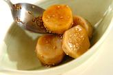 里芋のゴマ和えの作り方2