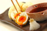 半熟卵の天ぷらの作り方6