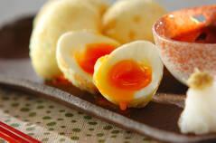 半熟卵の天ぷら