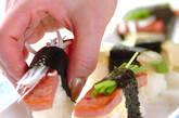 ポークランチョンミート寿司の作り方4