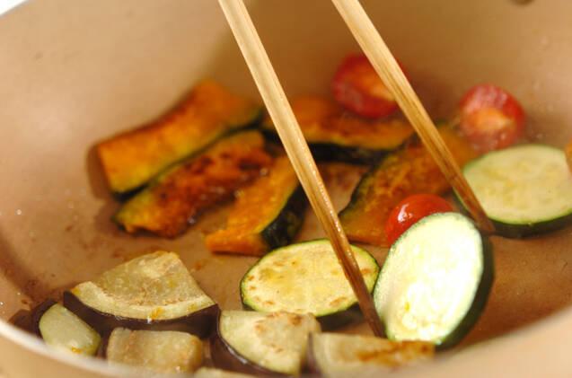 夏野菜deトマトつけパスタ☆の作り方の手順6