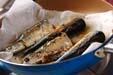 サンマのカレー焼きの作り方4