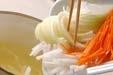 残り野菜のスープの作り方1