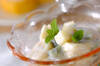 フルーツヨーグルトの作り方の手順