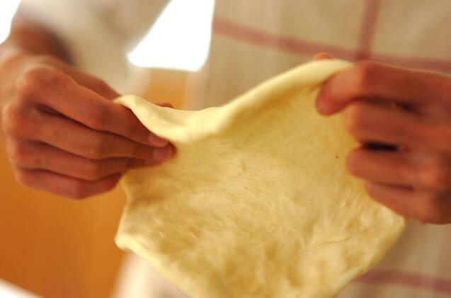 フルーツピッツァの作り方の手順8
