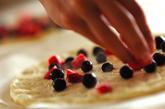 フルーツピッツァの作り方7