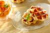 ヨーグルトマンゴーのワッフルサンドの作り方の手順