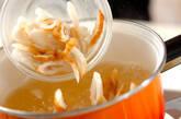 卵白のちくわスープの作り方2