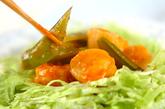 ホタテのチリソース炒めの作り方2