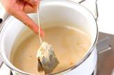 紅茶豆乳プリンの作り方2
