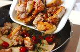鶏肉のハーブ風味ソテーの作り方3