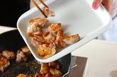 鶏肉のハーブ風味ソテーの作り方2