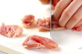 鶏肉のハーブ風味ソテーの作り方1