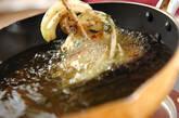 タコの天ぷらの作り方7