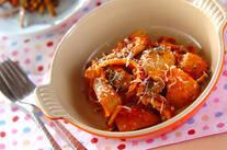 タラのトマト煮