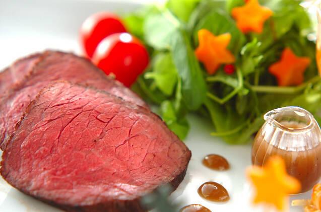 ローストビーフの絶品ソース9選!簡単レシピで市販品よりおいしく。