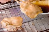 鶏もも肉の北京ダック風の作り方2