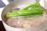 鶏もも肉の北京ダック風の作り方1