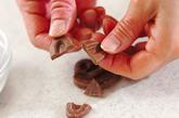 チョコパイブレッドの下準備2